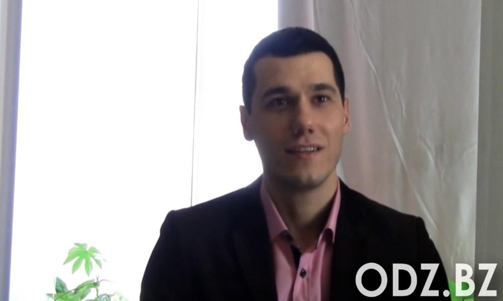 Олег Карнаух - создатель интернет-журнала о бизнесе Не твоё дело