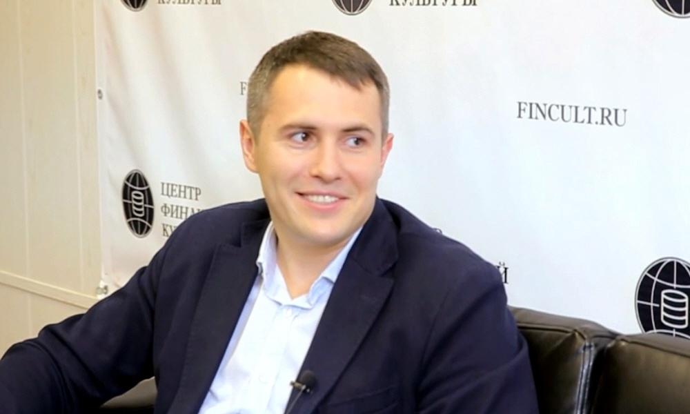 Роман Аргашоков - бизнес-тренер, директор Центра Финансовой Культуры
