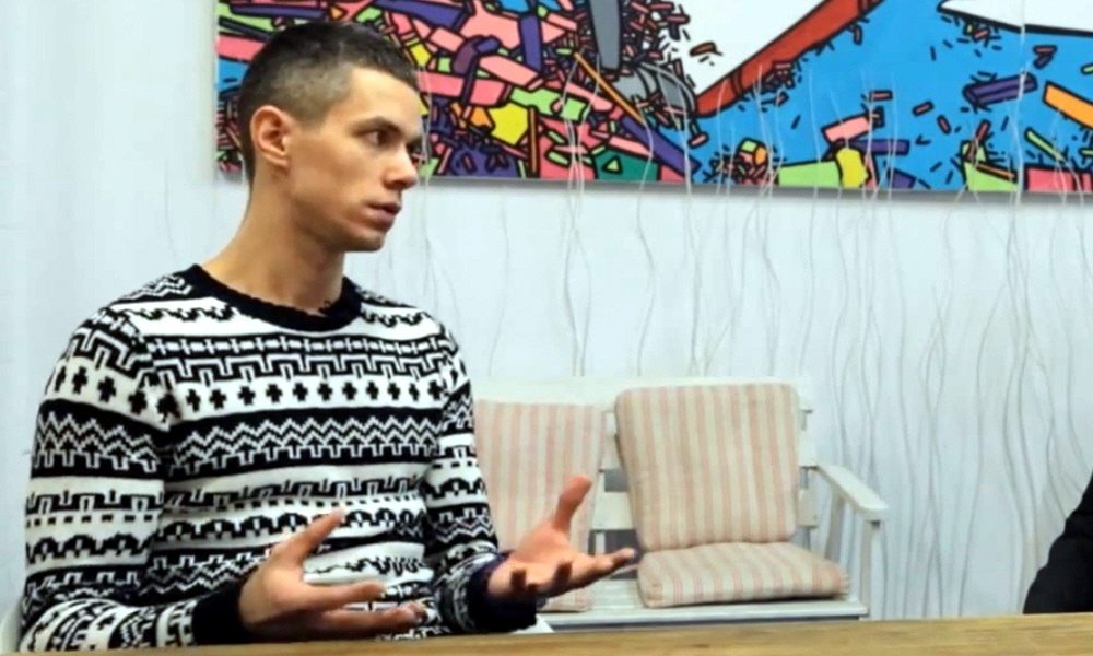 Сергей Дашкевич - победитель Петербургского этапа конкурса Молодой Предприниматель 2012