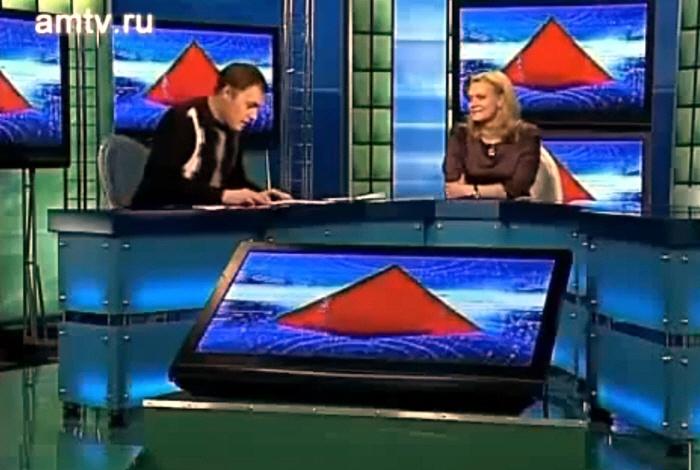 Августа Травкина в программе Окно в Бизнес