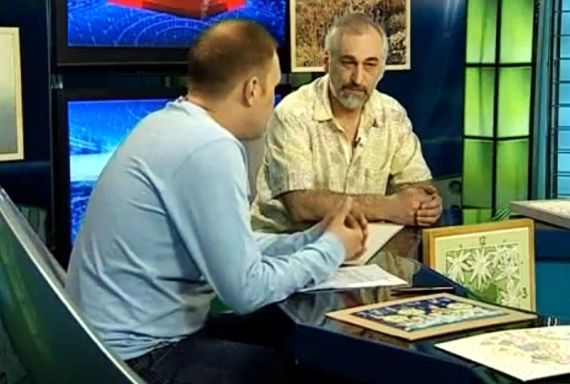 Александр Нартов в программе Окно в Бизнес