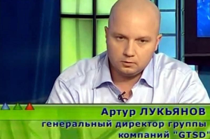 Артур Лукьянов - генеральный директор мебельной компании GTSD