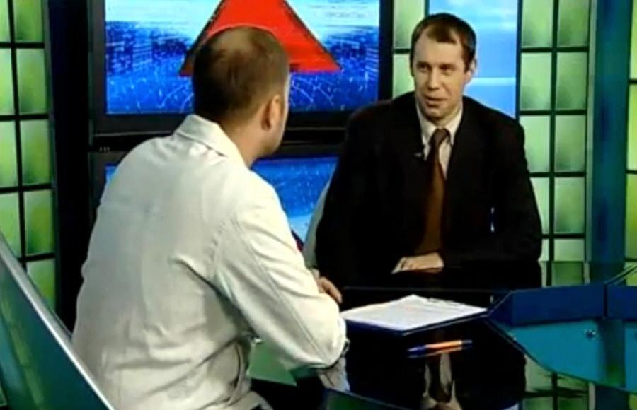 Глеб Усков в программе Окно в Бизнес