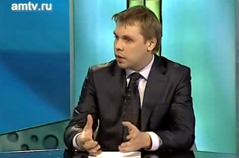 Дмитрий Порочкин - президент Московского клуба молодых предпринимателей России
