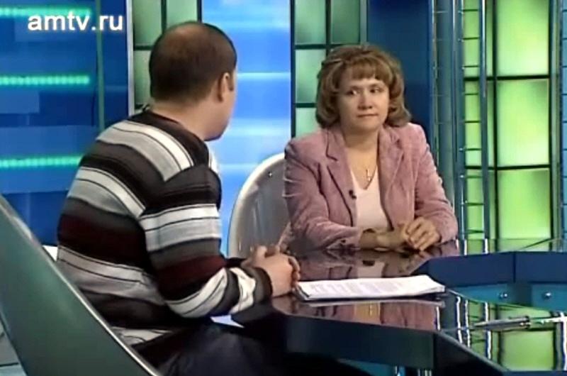 Екатерина Добренькова в программе Окно в Бизнес