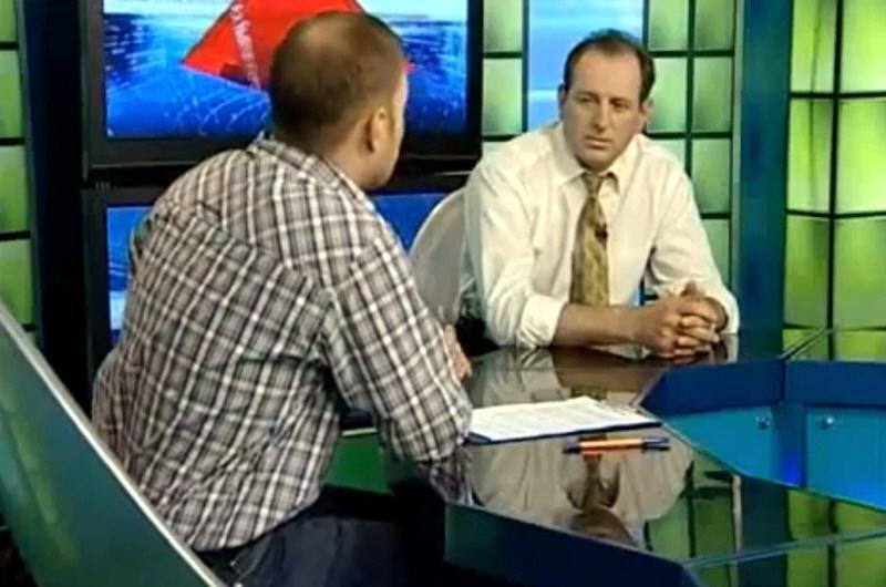 Михаил Грибков в программе Окно в Бизнес