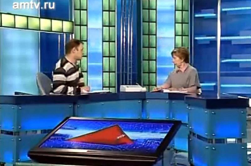 Нонна Кисанова в программе Окно в Бизнес