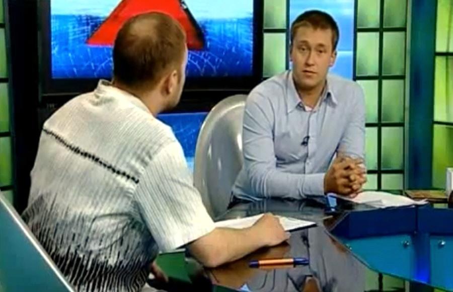 Олег Ильин в программе Окно в Бизнес
