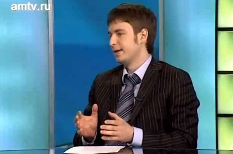 Олег Сухарев - председатель комитета по поддержке и развитию молодёжного предпринимательства ТПП Москвы