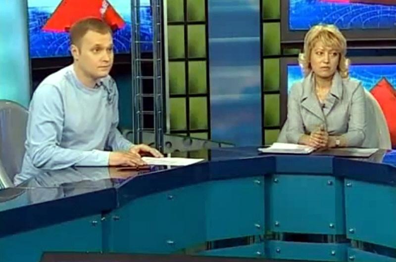 Ольга Ярёменко в программе Окно в Бизнес