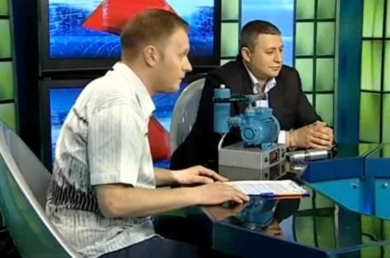 Сергей Агафонов в программе Окно в Бизнес