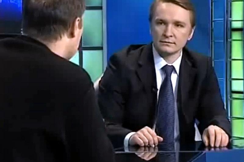 Сергей Постников в программе Окно в Бизнес