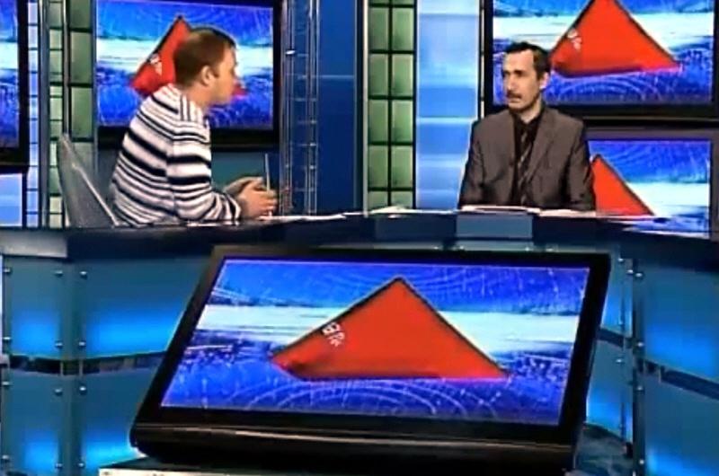 Сергей Фёдоров в программе Окно в Бизнес