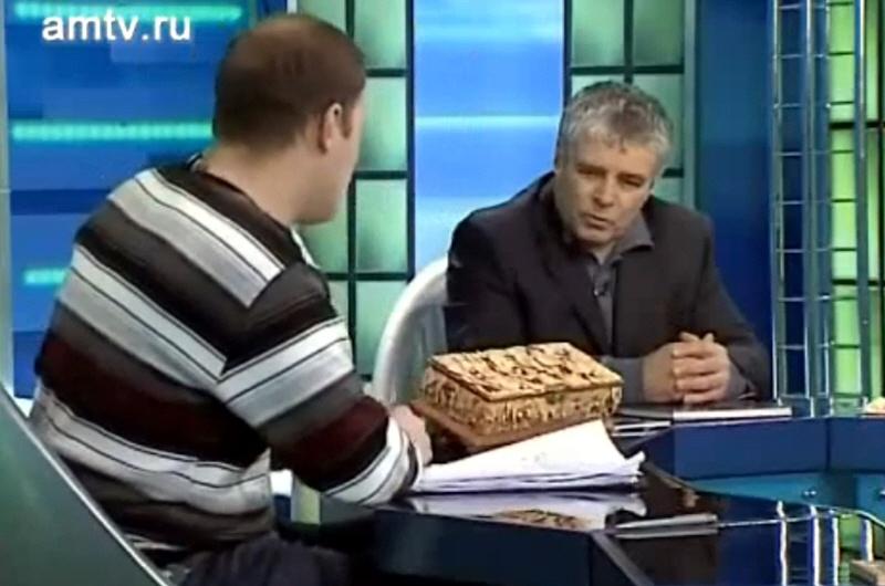 Шамиль Сасыков в программе Окно в Бизнес