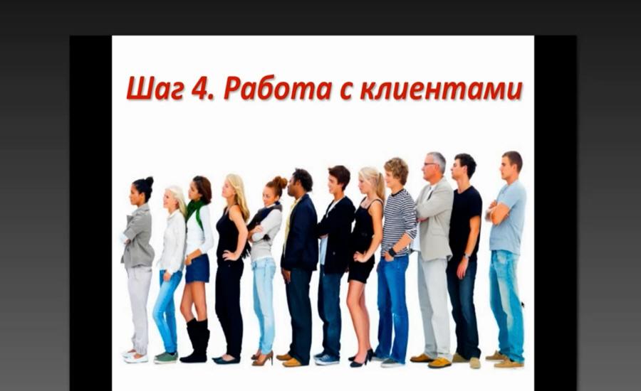 Алексей Дементьев Работа с клиентами