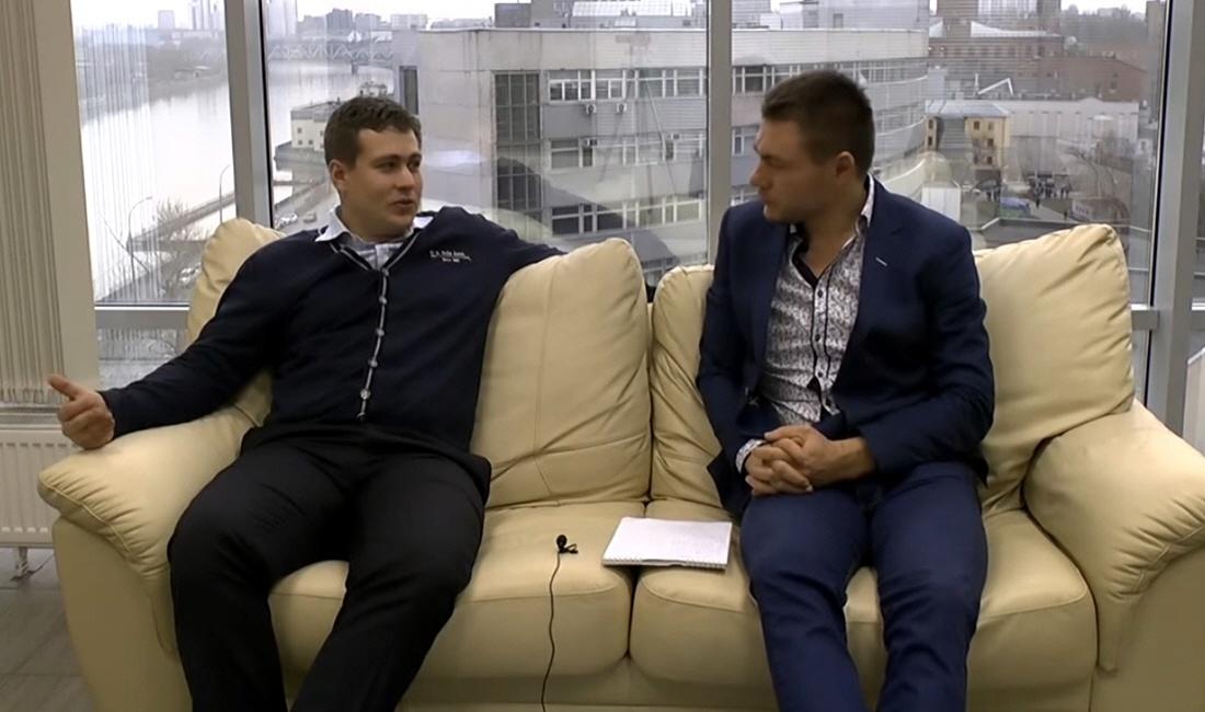 Виталий Катранжи в цикле интервью Опыт Успешных Стартапов