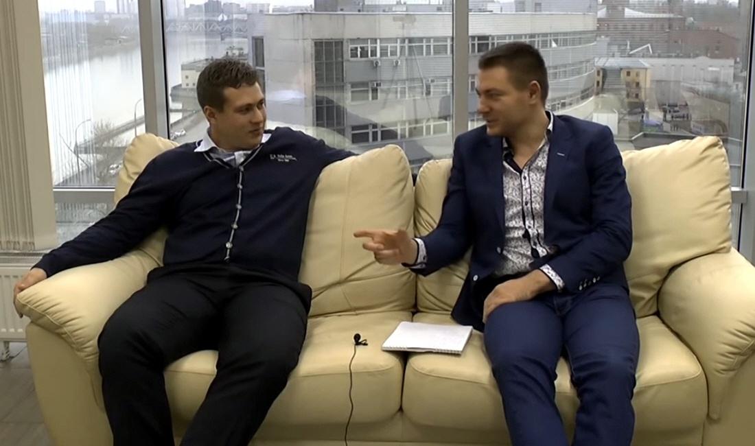 Виталий Катранжи - сооснователь компании SaleRS