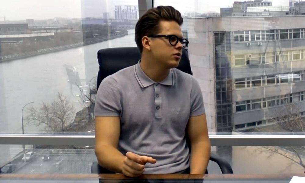 Вячеслав Донин - владелец сети мобильных кофеин Coffee2go