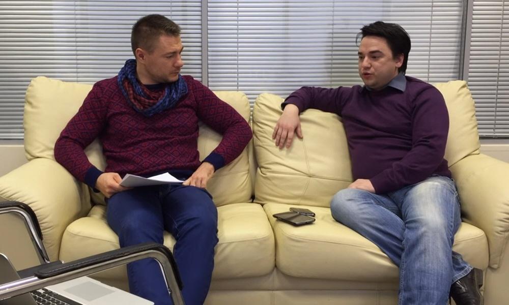 Георгий Эрман в цикле интервью Опыт Успешных Стартапов