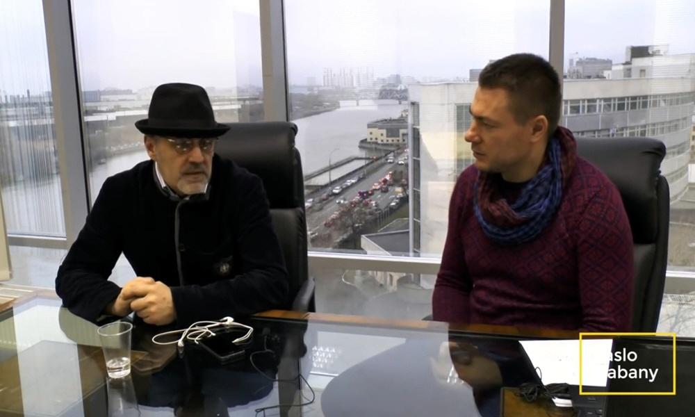Ласло Габани в цикле интервью Опыт Успешных Стартапов