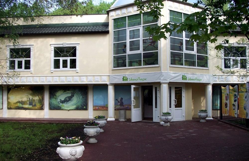 Детский научно-развлекательный центр Inno Park