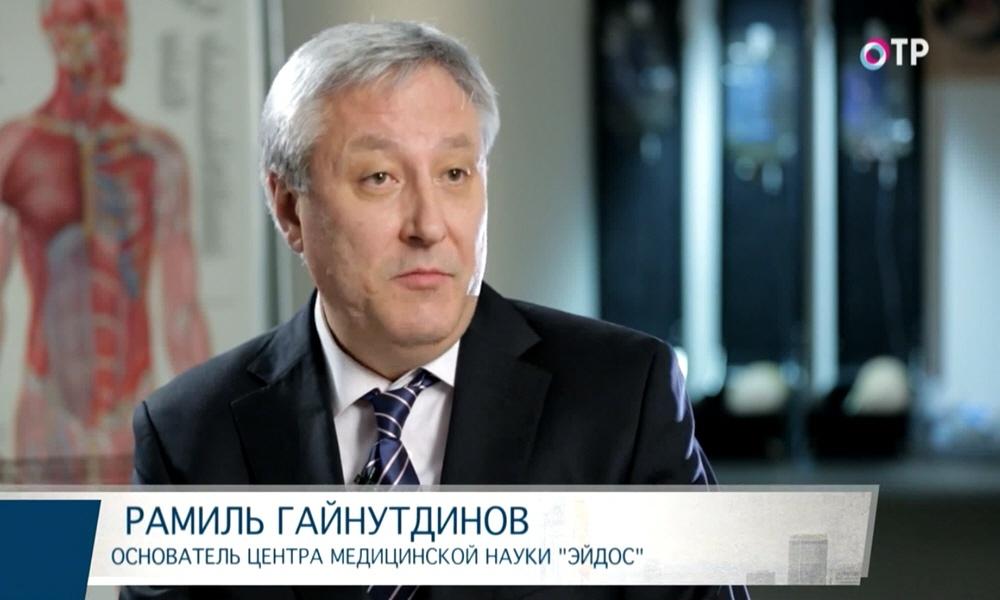 Рамиль Гайнутдинов - основатель компании Эйдос