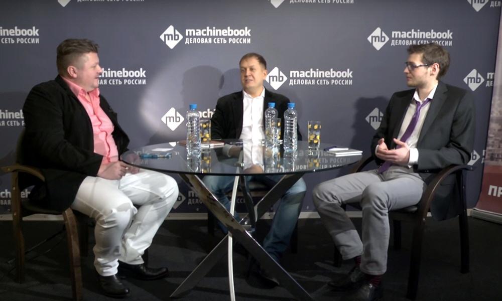 Владимир Турман в программе От Стартапа к Успеху