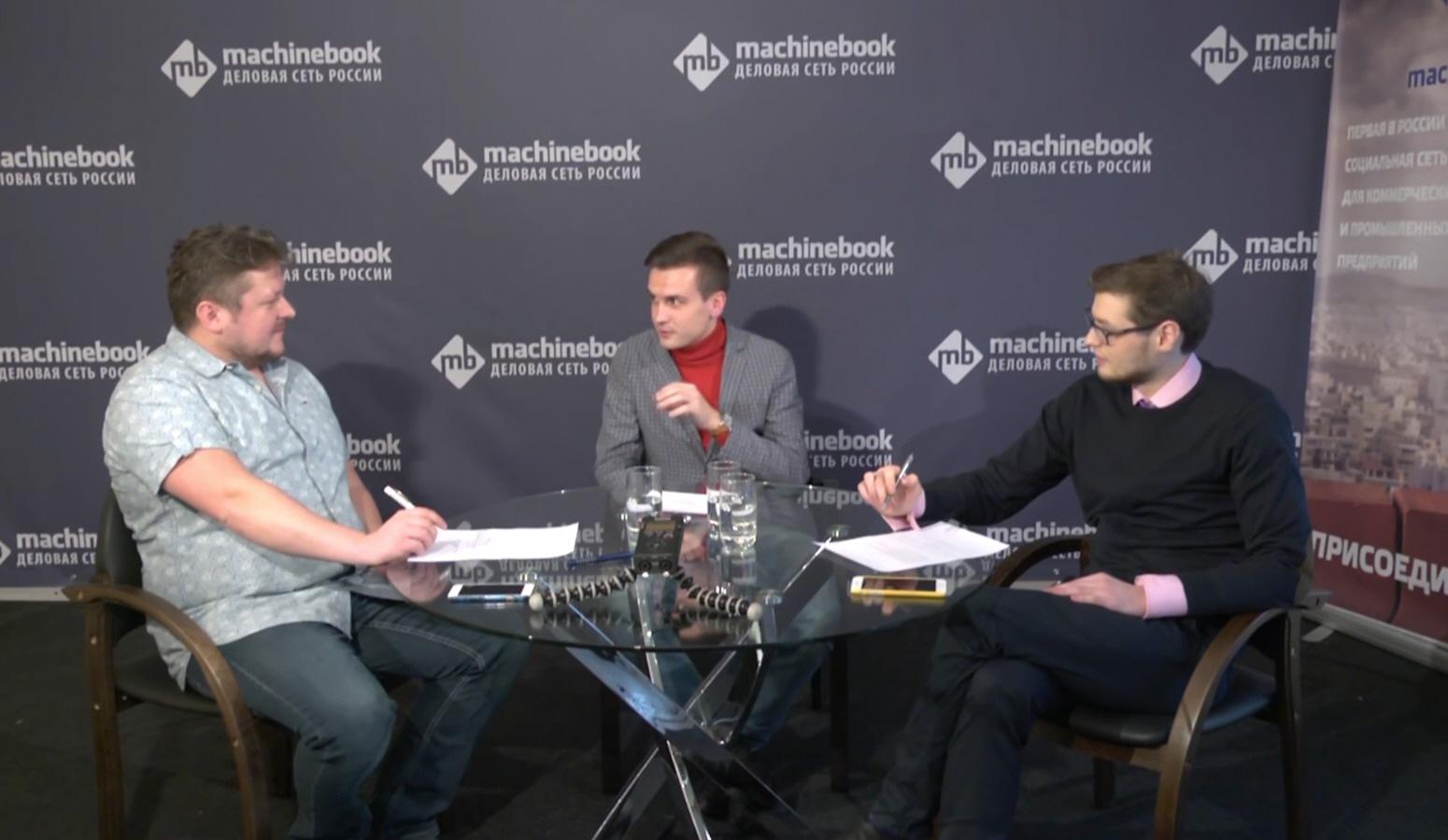Иван Купцов в программе От Стартапа к Успеху