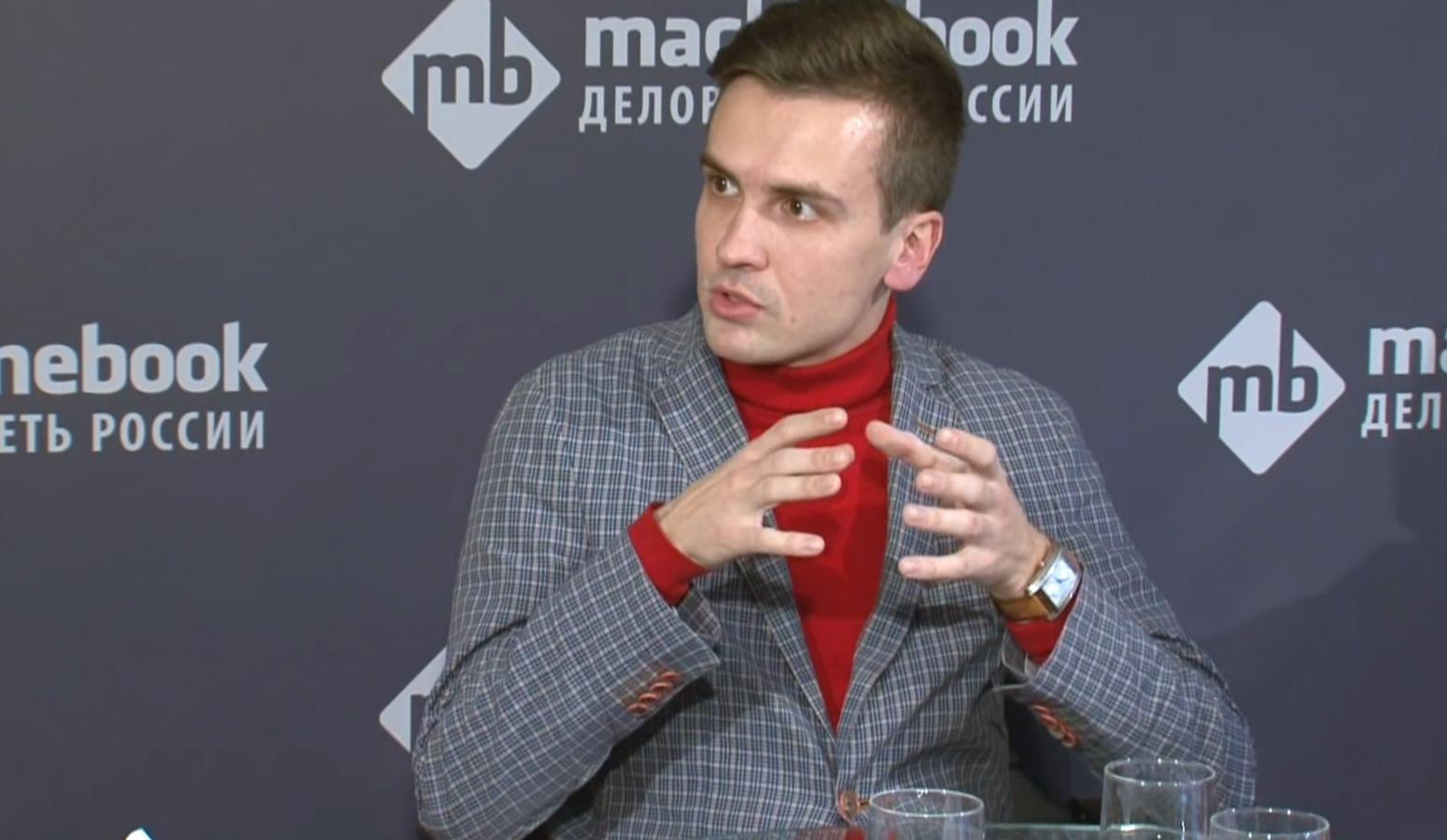 Иван Купцов - совладелец рекламной компании Роботрон