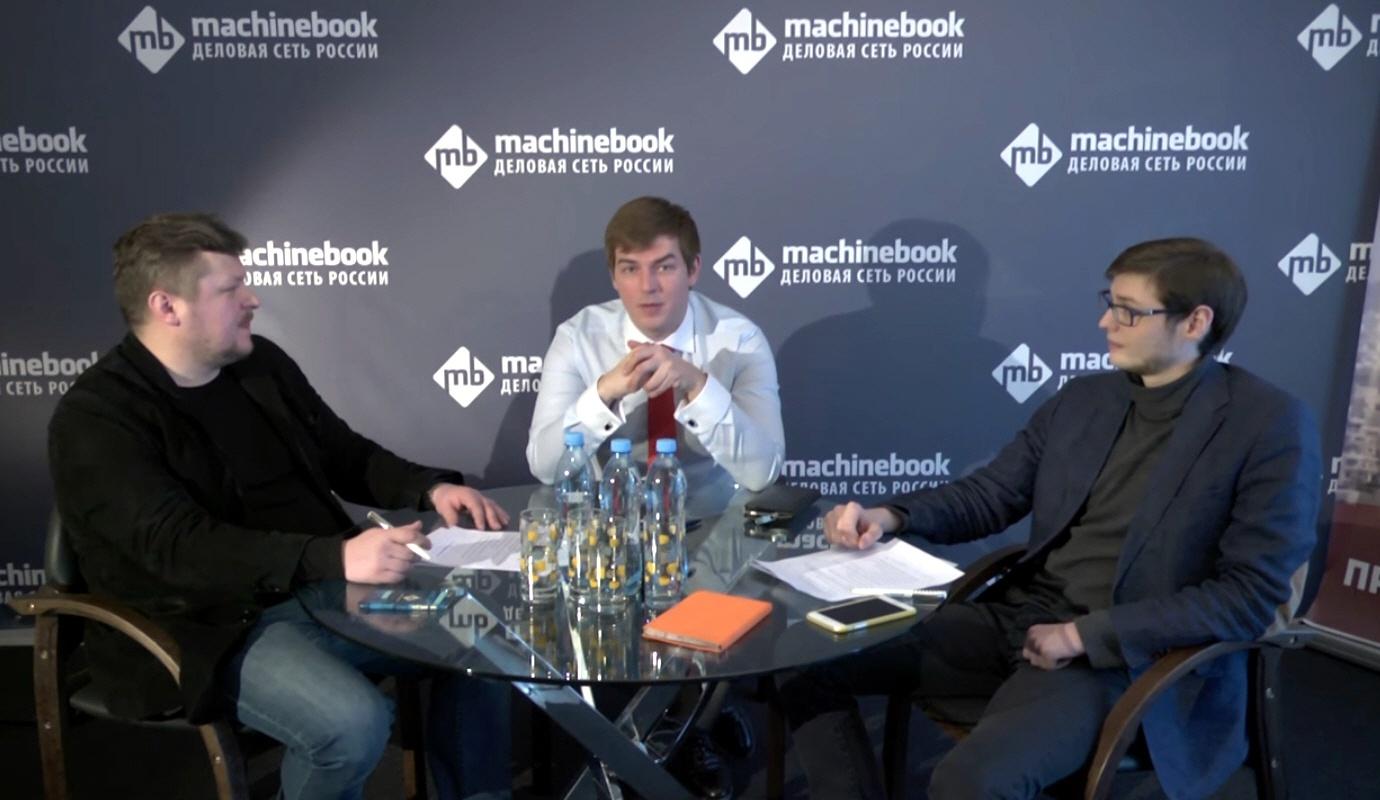 Максим Науменко в программе От Стартапа к Успеху