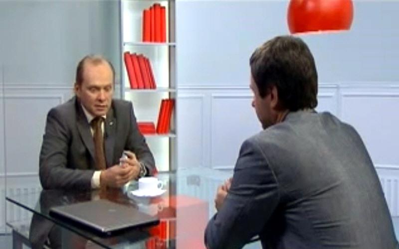 Александр Высоцкий и Олег Хомяк PIN-код