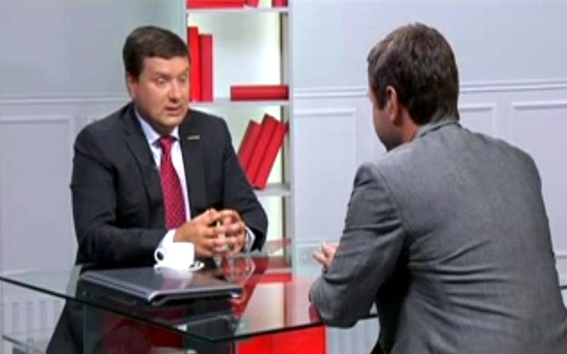 Александр Данченко в программе PIN-код