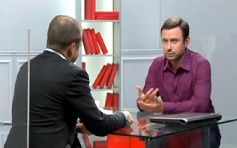 Александр Черницкий и Олег Хомяк PIN-код