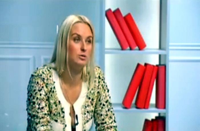 Наталья Волошина - управляющая сетью ресторанов Carte Blanche