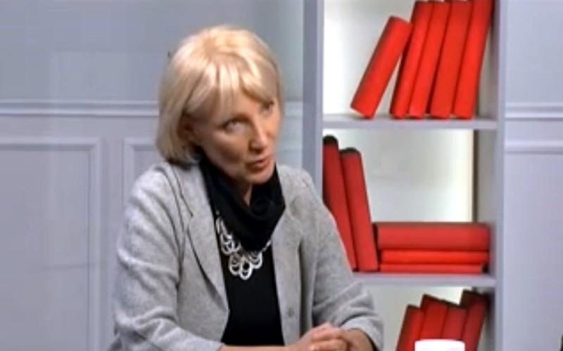 Татьяна Абрамова - владелица и директор дома моды РИТО