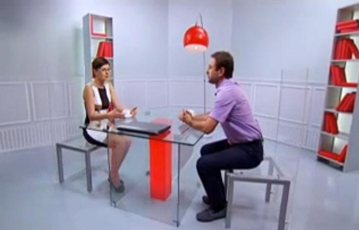 Татьяна Тимошенко в программе PIN-код