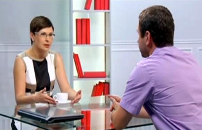 Татьяна Тимошенко и Олег Хомяк PIN-код