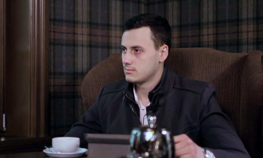 Глеб Лубенников - автор и ведущий передачи Persona