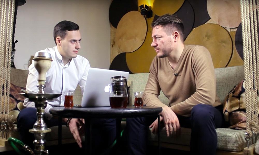 Руслан Татунашвили в передаче Persona