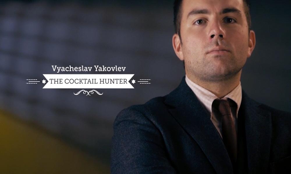 Вячеслав Яковлев - совладелец коктейль-баров Friends и Twiggy