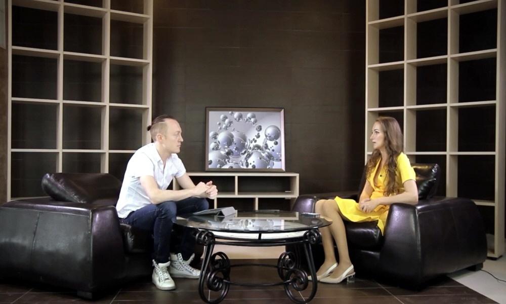 Любовь Ухалова в передаче Persona