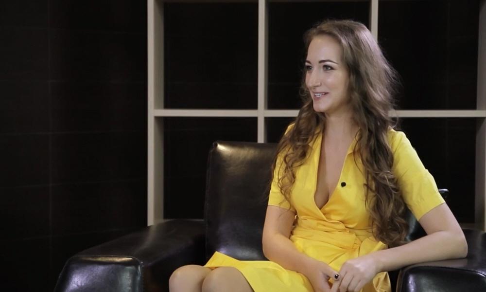 Любовь Ухалова - основательница модельного агентства Global Russian Models