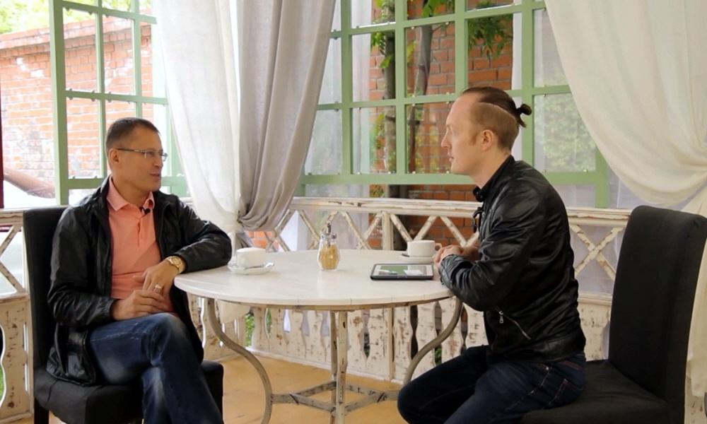 Олег Панкратов в передаче Persona