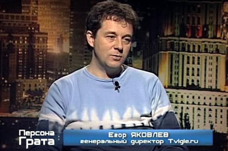 Егор Яковлев - генеральный директор Tvigle Media