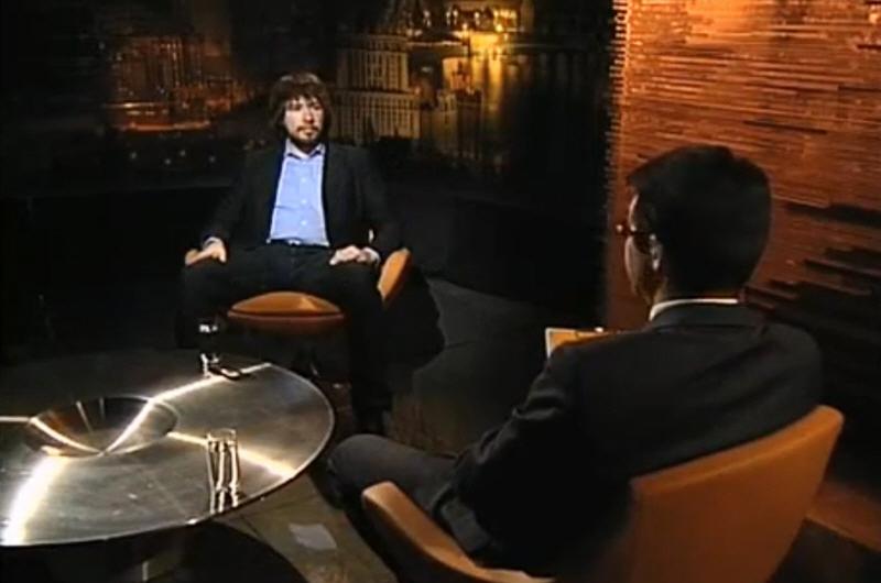 Михаил Смолянов в программе Персона Grata