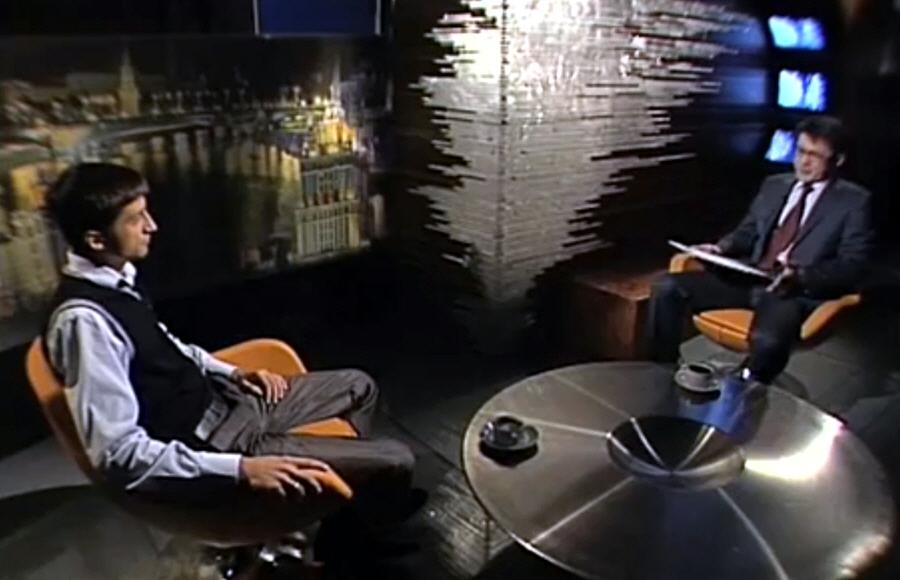 Михаил Уколов в программе Персона Grata
