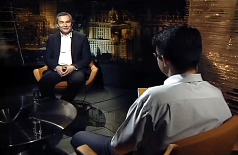 Юрий Вировец в программе Персона Grata