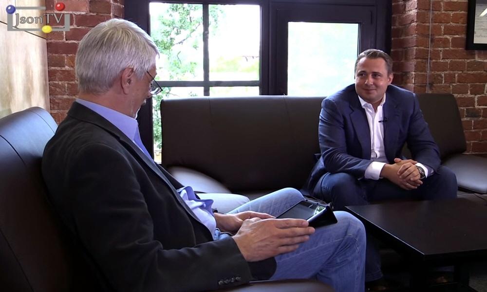 Оскар Хартманн в передаче Персоналии ИКТ-бизнеса