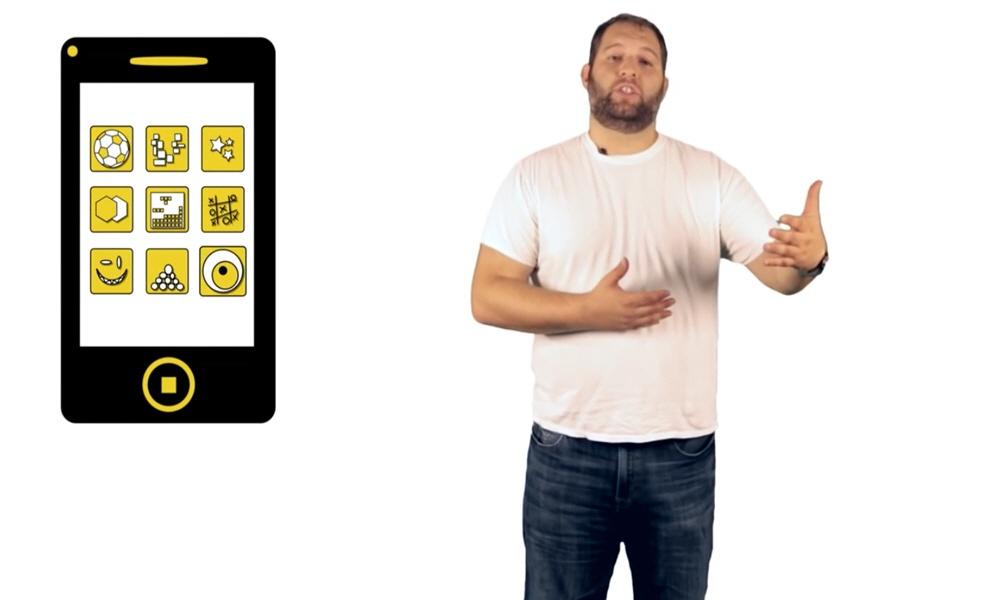 Бурный рост мобильных приложений