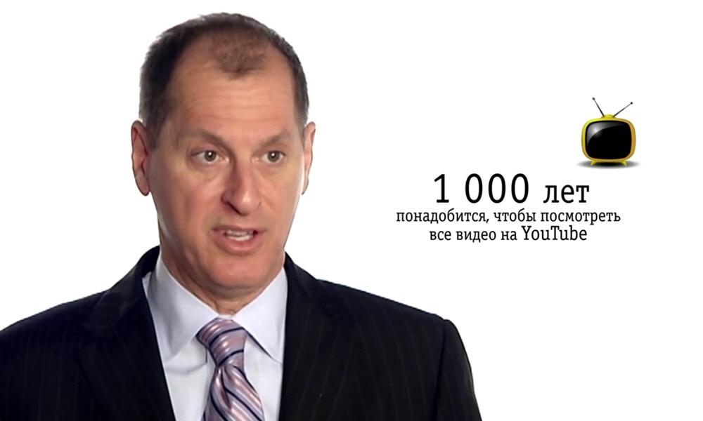 Гари Шапиро Популярность Видео в интернете Gary Shapiro